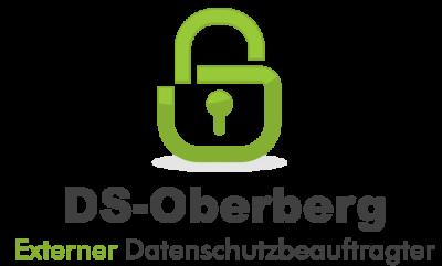 DS Oberberg Datenschutz dsgvo externer Datenschutzbeauftragter intern sicherheit bdsg Logo