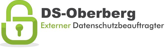 ᐅDS-Oberberg • Externer Datenschutzbeauftragter und Auditor TÜV Geprüft  nach DSGVO und BDSG Logo